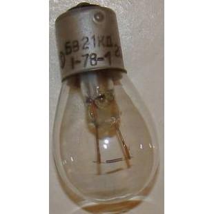 Лампа кинопроекционная 6В 21Вт